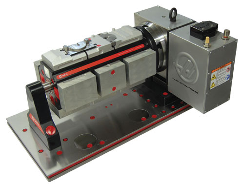 Chick Workholding Solutions Indexable Workholding Kit For